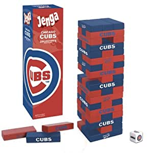 Jenga Chicago Cubs
