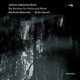 J.S. Bach: Sonata No.2 In A, BWV 1015 - 3. Andante un poco