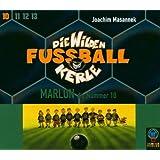 Die Wilden Fußballkerle Bd.10: Marlon, die Nummer 10 (3CDs)
