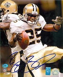 Reggie Bush Autographed Hand Signed 8x10 Photo (New Orleans Saints) ( Reggie Bush... by Hall of Fame Memorabilia