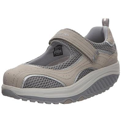 59951c87e3ba Skechers Women s Shape Ups - Sleek Fit Fitness Mary Jane Sneaker