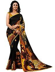 CSE Bazaar Women Indian Beautiful Fancy Party Wear Traditional Wedding Saree Sari - B00SO6QBLY