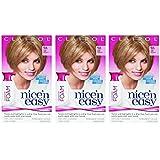 3x Clairol Nice n Easy Colour Blend Foam Permanent Hair Dye 9A LIGHT ASH BLONDE