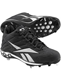 Reebok Pro High N Tight Ii Mid H Cleats Mens Shoe Sz