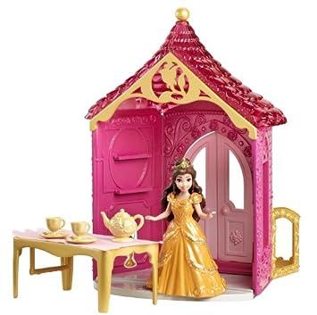 Disney Princess - Flip Belle 'N' Switch Château