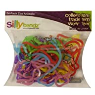 Silly Bandz Zoo Animals – 24 Pack