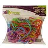 Silly Bandz Bracelets Caoutchouc animaux de zoo Neuf - 24 Piecesspar Sillybandz