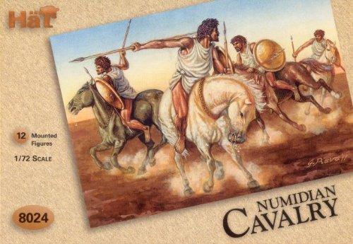 Hat Figures - Numidian Cavalry - HAT8024