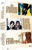 echange, troc Christophe Honoré : Les chansons d'amour + Ma mère + Dans Paris