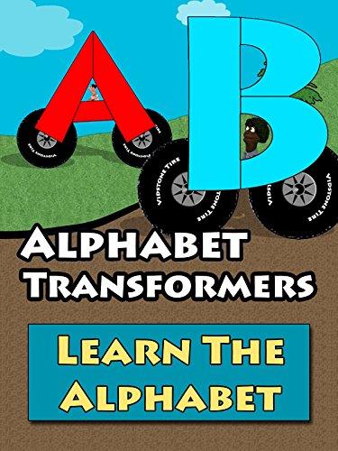 Alphabet Transformers on Amazon Prime Video UK
