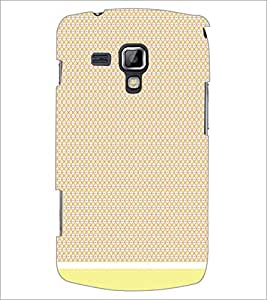 PrintDhaba Pattern D-1522 Back Case Cover for SAMSUNG GALAXY S DUOS 2 S7582 (Multi-Coloured)