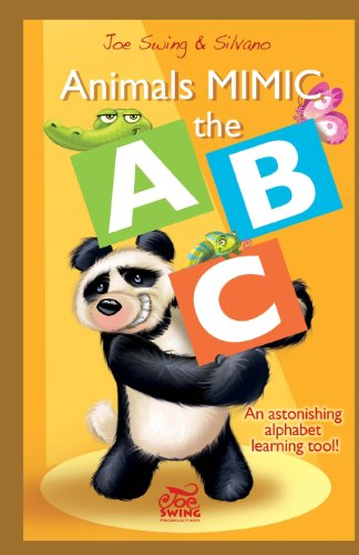 Animals Mimic the ABC. An astonishing alphabet learning tool!
