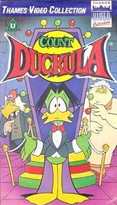 Count Duckula-No Sax Please [VHS]