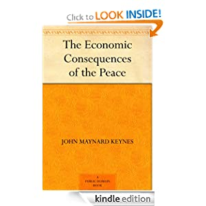 Logo for The Economic Consequences of the Peace