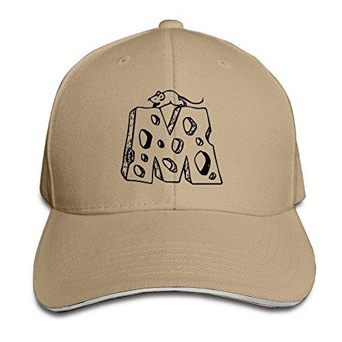 letter-m-mouse-new-style-girl-trucker-hats-flat-peak-starter-snapbacks