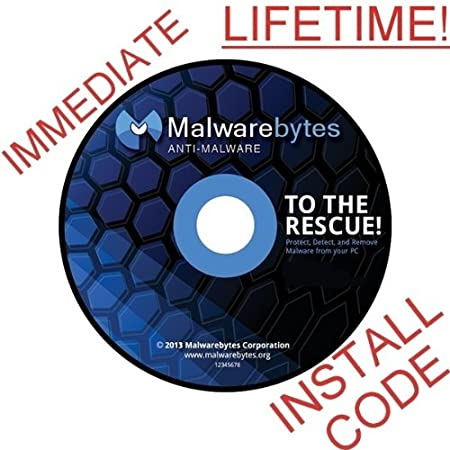 Malwarebytes Anti-Malware Premium LIFETIME Activation Key! (GENUINE & AUTHORIZED, Immediate Key Issued, No Waiting for CD) -- previously Professional [Download]