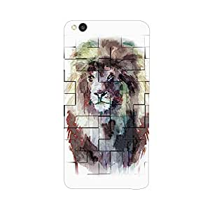 Skintice Designer Back Cover with direct 3D sublimation printing for Xiomi Redmi 3s Prime