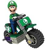 Nintendo Luigi and Standard Bike Building Set