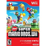 New Super Mario Bros. Wii by Nintendo (Certified Refurbished)
