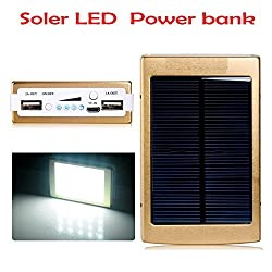 MINE Fast Charge Solar Power Bank 10000 mah with 6 month manufacturer warranty