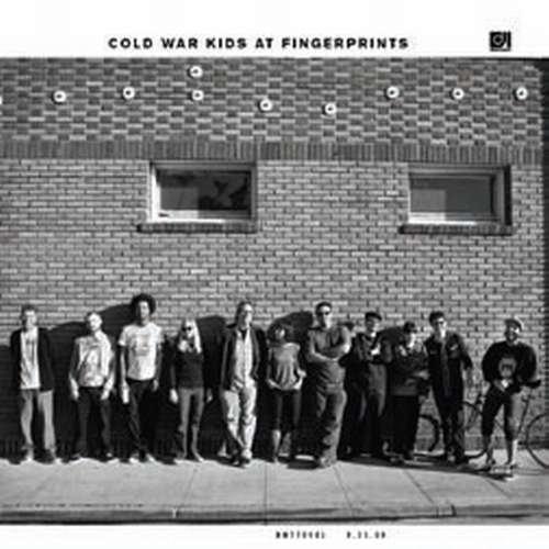 Cold War Kids - At Fingerprints - Zortam Music