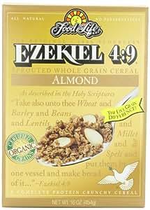 Ezekiel almond cereal