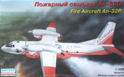 Eastern ExpressAn-32P Fire Aircraft - 1