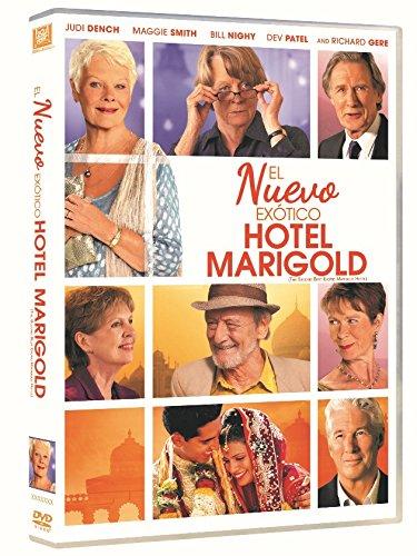 El nuevo exótico Hotel Marigold [DVD]