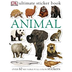 Ultimate Sticker Book: Animals (Ultimate Sticker Books)            Paperback                                                                                                                                                                                                                                                                                                                                                            by                                                                                                                                                                                                                                                                                                                                                                                                                                                                                                                          DK                                                                  (Author)