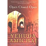 Open Closed Open: Poems Reprint Edition by Amichai, Yehuda [2006]