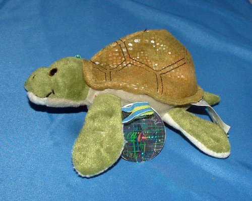 Coca-Cola Plush Salty the Sea Turtle ( Bahamas )