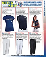Anaconda Sports® Babe Ruth Quick Ship Uniforms - Women's (Call 1-800-327-0074, ext 191 to order)