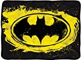 DC Comics Batman Distressed Logo Fleece ...