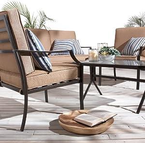 Strathwood Brentwood 4-piece Outdoor Furniture Set from Strathwood