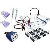 Walter EL-600-24 Electrophoresis Apparatus, Classroom Kit Includes Power Supply