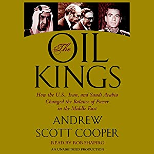 The Oil Kings Audiobook