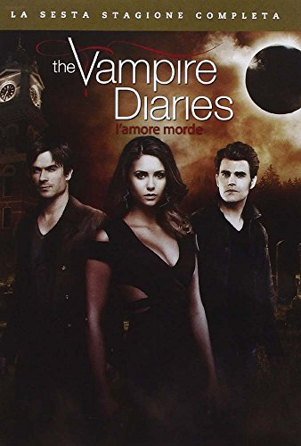 The Vampire Diaries - Stagione 06 (5 Dvd)