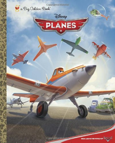 Disney Planes (Big Golden Book)