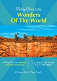 img - for Molly Moccasins -- Wonders Of The World (Molly Moccasins Adventure Story and Activity Books) book / textbook / text book