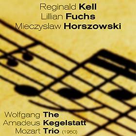 Wolfgang Amadeus Mozart: The Kegelstatt Trio in Eb Major, K. 498 - II. Menuetto