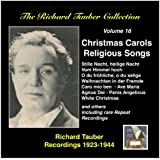 The Richard Tauber Collection, Vol. 16: Christmas Carols and Religious Songs (Recorded 1923 - 1944)