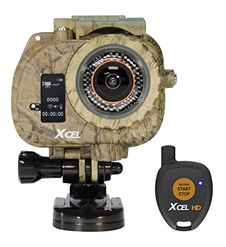 SpyPoint Video Action Kamera XCEL HD HUNT, Camouflage, 680057
