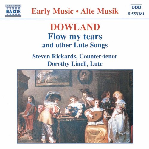 Queen - Dowland: Flow My Tears and Other Lute Songs - Zortam Music