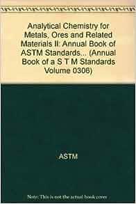 ASTM International (ASTM)
