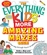 The Everything Kids' More Amazing Mazes Book
