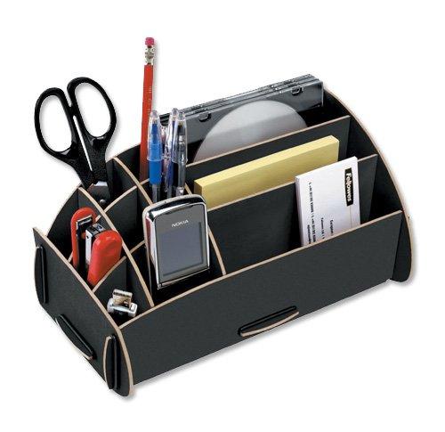Porta oggetti da ufficio organizer da scrivania con 16 for Oggetti da ufficio
