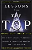 img - for Lessons from the Top: The 50 Most Successful Business Leaders in America--and What You Can Learn From Them book / textbook / text book