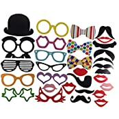 My Party Suppliers 31Pcs/Set Photo Booth Party Props Craft Item / Party Photo Prop