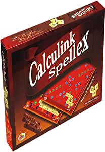 Ekta Calculink Spellex Board Game
