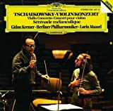 Violin Concerto / Serenade Melancolique